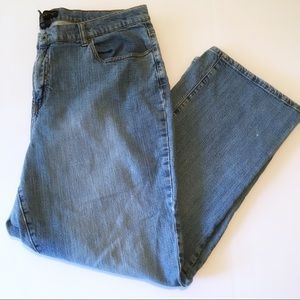 Venezia Light Blue Wash Jeans, 22